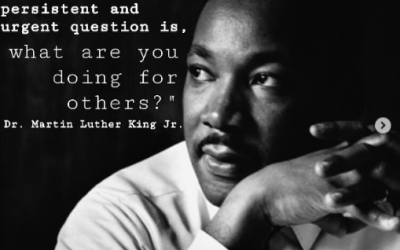 Remembering Dr. Martin Luther King Jr 2019